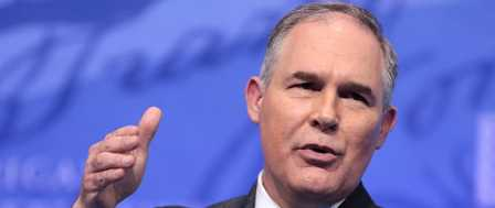 Pruitt Wants No More 'Secret Science' at the EPA