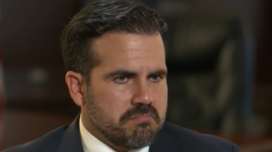 Puerto Rico's Governor Says He'll Take the Fight for Funding to the White House: 'If the Bully Gets Close, I'll Punch the Bully in the Mouth'