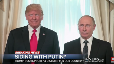Putin Offered to Help Mueller with Russia Investigation
