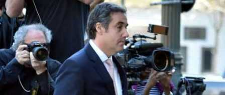 Questions Arise after Payments to Trump Lawyer Cohen Revealed