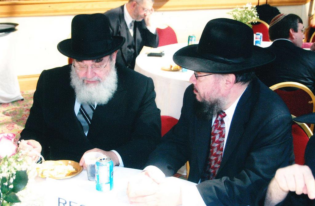 Rabbi photo