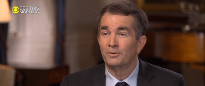 Racist Va. Gov. Northam Whitewashes Slavery with 'Indentured Servant' Euphemism