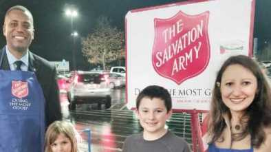 Radical Atheists Want Lawmaker to Stop Bell-Ringing for Salvation Army
