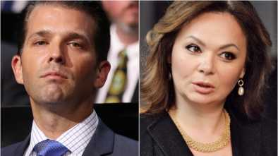 Radical Dem Worked For Russian Lawyer Who With Met Trump, Jr.