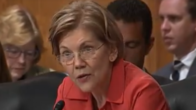 Radical Sen. Warren Tells Wells Fargo CEO 'You Should Be Fired'