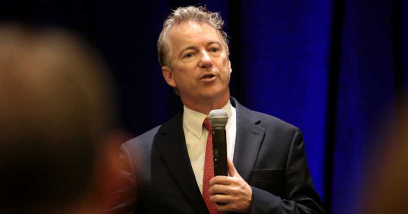 Rand Paul Blasts Neo Cons as 'Diplomatic Isolationists'