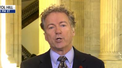Rand Paul Introduces Bill to Prevent Gov't Shutdowns