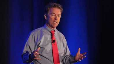 Rand Paul Is Helping Prevent War with Iran