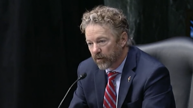 Rand Paul Lays Into Fauci for Pushing 'One-Size-Fits-All' Response to Virus