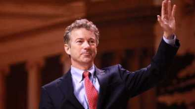 Rand Paul Was Prevented from Filibuster Against Domestic Surveillance Bill
