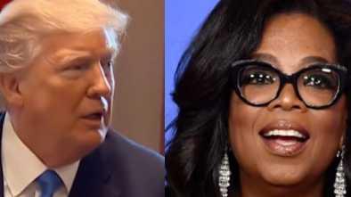 RASMUSSEN POLL: Oprah Would Trounce Trump in 2020