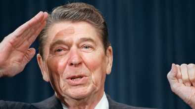 Reagan Made Racist Remarks in Taped Conversation w/ Nixon