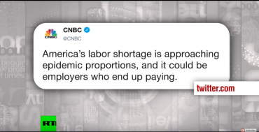 Real Wages Crash, Destroying the Idea We're in a Labor Shortagebreitbart