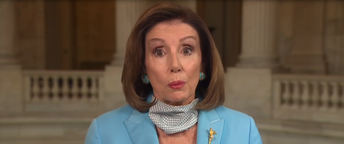 Rep. Andy Biggs: Pelosi 'Shattering' Institutions as She Distracts w/ $3 Trillion Bill