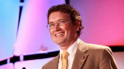 Rep. Massie Says NBC's Todd Living in Liberal 'Bubble' on Gun Control