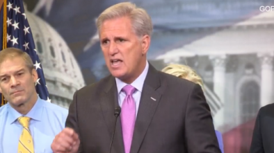 REP. McCARTHY: Pelosi and House Dems Destroying the 'Fabric of America'