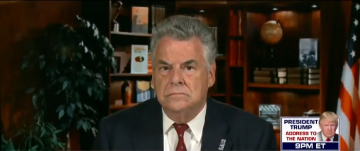 REP. PETER KING: Democrats Trivialize and Politicize Racism (Video)