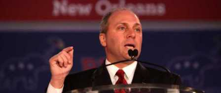 Rep. Steve Scalise Shot in Attack at Congressional Baseball Team Practice