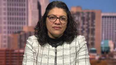 Rep. Tlaib Defends Holocaust, Israel Comments Against Critics
