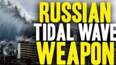 Report: Russian Weapon Could Wipe Out US Cities in Minutes