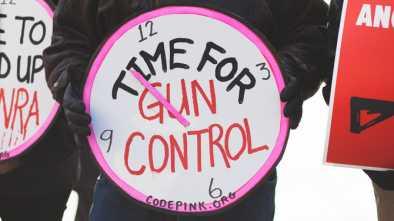 Republican Urges Gun Control, Can't Explain How It Would Help