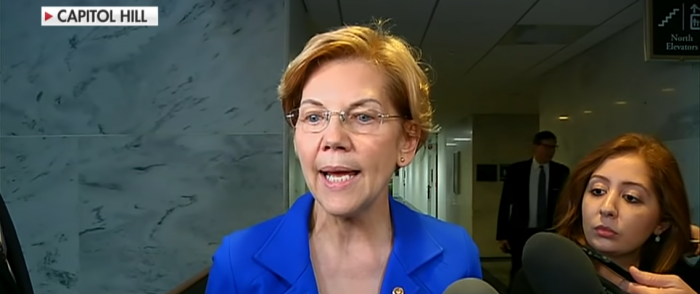 Republicans File Complaint With State Bar of Texas Against Pocahontas for Falsely Claiming Native American Ancestry
