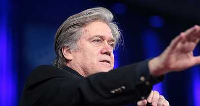 Republicans Nationwide Begin to Chase Steve Bannon's Endorsement
