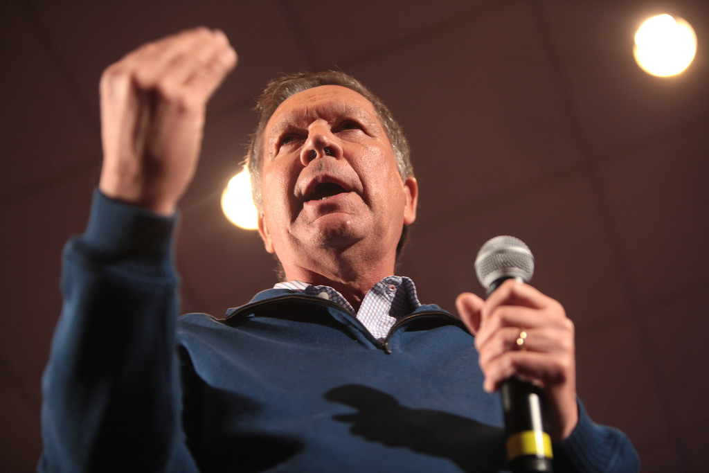 John Kasich New Hampshire photo