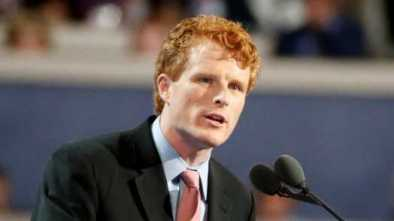 RFK's Grandson to Challenge Markey for Family Senate Seat