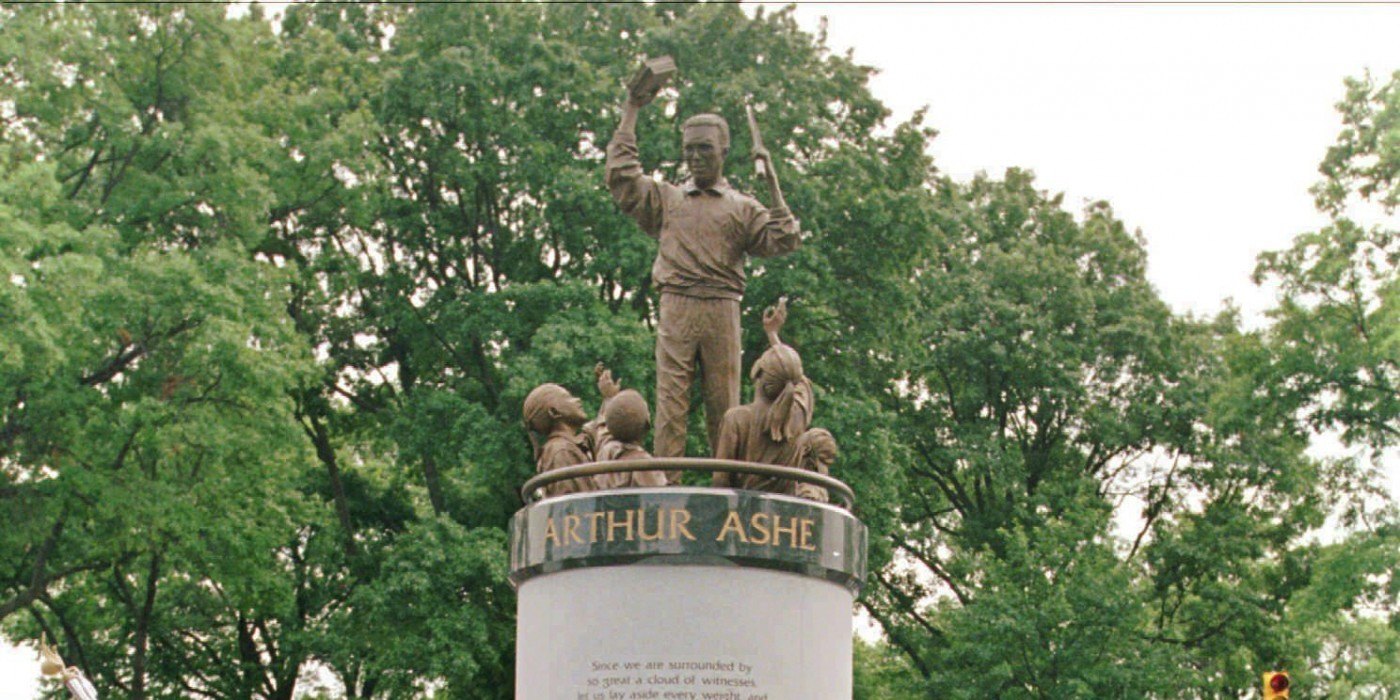 Richmond Officials Deny Family's Request to Remove Statue of Black Tennis Star Arthur Ashe