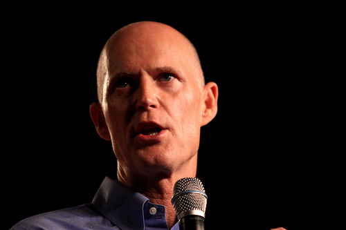Rick Scott Florida photo
