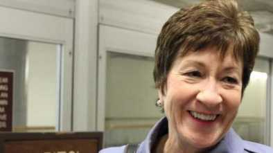 RINO Sen. Collins Urges Trump To Stop Discussing Investigation