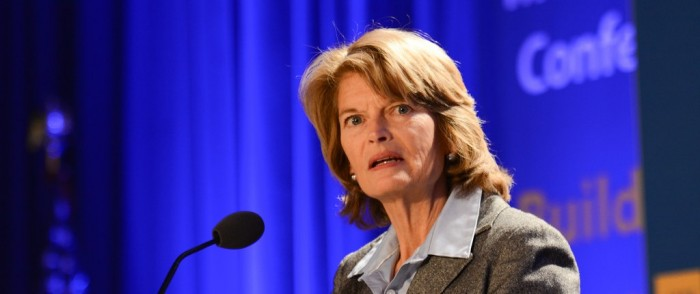 RINO Sen. Murkowski Says She's Struggling with Supporting Trump