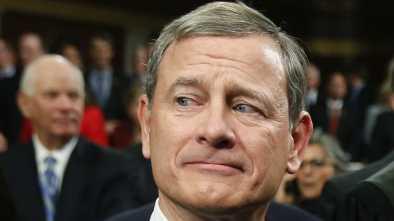 Roberts Chides Schumer for Threatening Gorsuch, Kavanaugh