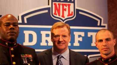 Roger Goodell Doesn't Agree with Ratings Slump 'Premise'