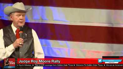 Roy Moore's Open Letter Aggressively Denies Accusations