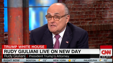 Rudy Giuliani Makes 6 Gaffes in 24 Hours