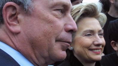 RUMOR: Bloomberg Considering Hillary for His Running Mate