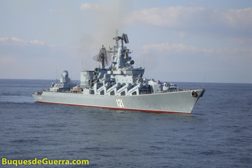 Russian ships photo