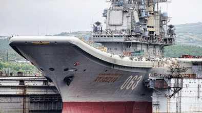 Russian Warship Steaming Toward U.S Destroyers Off Syria Coast 1