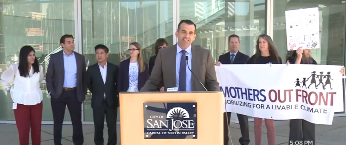 San Jose Bans Natural Gas in Construction Projects
