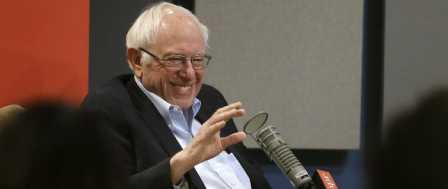Sanders Condemns Super PACs As His 2016 PAC Accused of Illegal Activity