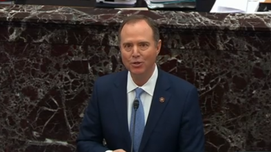 "Schiff Whines that Impeachment 'Looks Like Every Other Trial,"" Despite Lacking Crime"