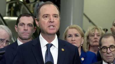 Schiff Warns Senate That Trump is Out to Steal 2020 Election