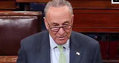 Schumer Reneges on Border Wall Funding Offer