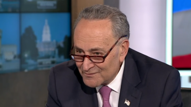 Schumer Warns Intelligence Community to Protect Whistleblower In Case Trump Exposes Him