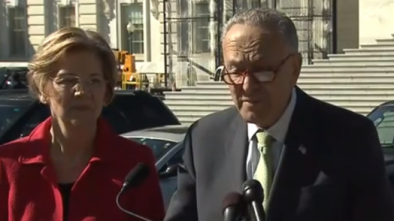 Schumer, Warren Offer Plan to Cancel Student Loan Payments, $10,000 in Debt