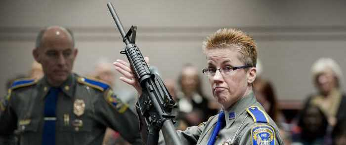 SCOTUS OKs Sandy Hook Families' Lawsuit Against Gun-Maker Remington