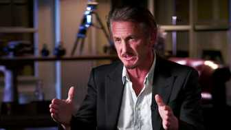 Sean Penn's Debut Novel Hints at Assassinating 'Trump'