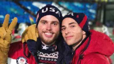 Second American Olympian Comes Out As a Homo